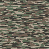 Camouflage Textile Pattern royalty free illustration