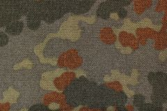 Camouflage Textile Royalty Free Stock Photography