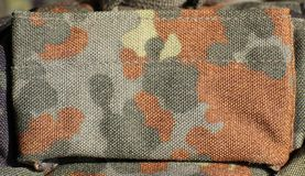 Camouflage Textile Stock Photos