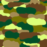Camouflage texture Stock Photography