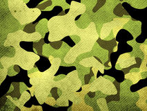 Camouflage texture Royalty Free Stock Images