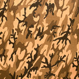 Camouflage texture artificial. Close up camouflage texture artificial leather Royalty Free Stock Photo