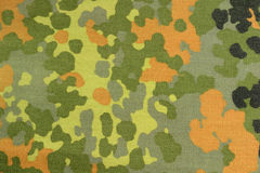 Camouflage texture background. Seamless camouflage pattern or background Stock Images