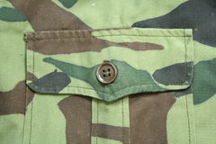Camouflage texture background. Close up of camouflage pattern material or clothing stock photos