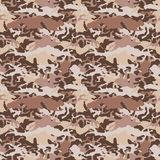 Camouflage texture Stock Images