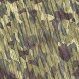 Camouflage - Tileable Seamless Background Texture Royalty Free Stock Photography