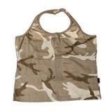 Camouflage undershirt Stock Photography