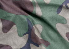 Camouflage uniform abstract pattern. Stock Photo