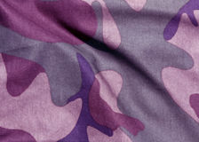 Camouflage uniform abstract pattern. Royalty Free Stock Photos