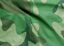 Camouflage uniform abstract pattern. Royalty Free Stock Photography