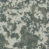 Camouflage urbain de pixel Photos stock
