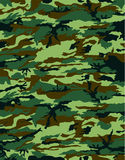 Camouflage vector royalty free illustration