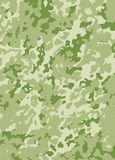 Camouflage Vector Pattern Stock Photography