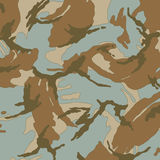 Camouflage Vector Pattern 2 Stock Photography