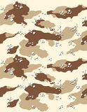 Camouflage Vector Pattern 3. A camouflage pattern created in Adobe Illustrator.  Jpeg and EPS file formats available Stock Image
