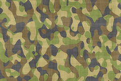 Camouflage wallpaper Stock Photo