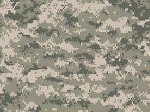 Camouflagepixel Royalty-vrije Stock Afbeelding