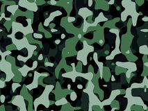 Camouflages. Illustration Libre de Droits