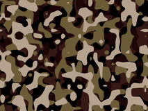 Camouflages. Photo stock