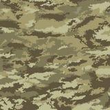 Camouflagevector Royalty-vrije Stock Fotografie