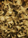 Camoufleer abstracte achtergrond. Royalty-vrije Stock Fotografie