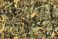 Camoufleer stof Royalty-vrije Stock Afbeelding