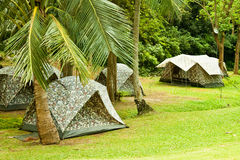 Camp Stock Photo