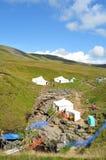 Camp Royalty Free Stock Photo