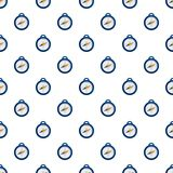Camp compass pattern seamless vector stock illustration
