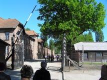 Camp d'extermination Photographie stock libre de droits