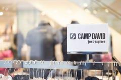Camp David Royalty Free Stock Images