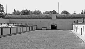 Camp de concentration Images stock