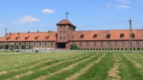 Camp de concentration Photos stock