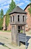 Camp de concentration d'Auschwitz photos libres de droits
