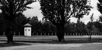 Camp de concentration de Dachau Photos stock
