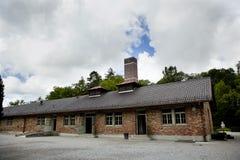 Camp de concentration de Dachau Photo libre de droits