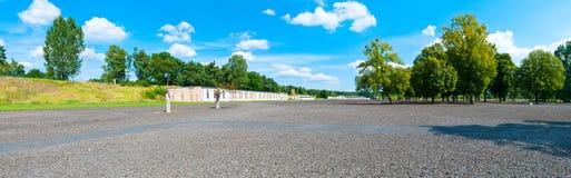 Camp de concentration de Ravensbruck photo stock