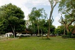 Camp de Matiyure image stock