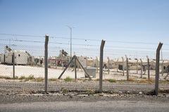 Camp de réfugié pour les personnes syriennes en Turquie 7 septembre 2017 Suruc, Turquie Photos stock