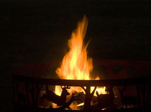 Free Camp Fire Stock Photography - 5963912