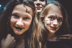 Camp horror Royalty Free Stock Photos