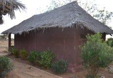 Camp in Kenya of safari, Africa. Camp in Kenya of safari Royalty Free Stock Photos