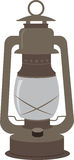 Camp Lantern Royalty Free Stock Image