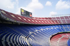 Camp Nou Stock Photos