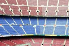 Camp Nou. Stadium in Barcelona - Spain Royalty Free Stock Photos