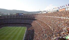 Camp Nou Images stock