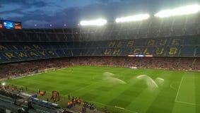 Camp Nou Image libre de droits
