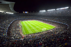 Camp Nou Royalty Free Stock Photo
