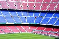 Camp Nou, Barcelona FC Stadium Royalty Free Stock Photos