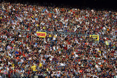 Camp nou Royalty Free Stock Images